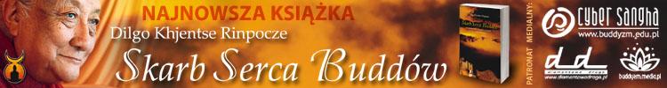 Ksi��ka obj�ta patronatem medialnym CyberSanghi - Dilgo Khjentse Rinpocze - Skarb Serca Budd�w
